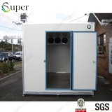 Conservación en cámara frigorífica del mini rectángulo del congelador