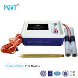 Beweglicher Frequenz-Grundwasser-Detektor der Natur-Pqwt-W200