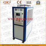 Refrigeratore di acqua del sistema di raffreddamento dell'aria con il serbatoio di acqua dell'acciaio inossidabile 60L
