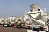 De kleine Vrachtwagen van het Mengapparaat van Foton 4X2 6 Cbm 8 van het Cement Ton van de Vrachtwagen van de Mixer