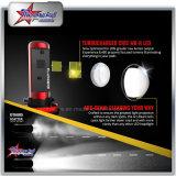 단 하나 광속 H8 9006 9005의 LED 자동 헤드라이트 전구