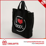高品質の普及した自然な綿袋。 キャンバスのショッピング・バッグ