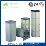 Cartucho de filtro de ar da série Rh para limpeza industrial do ar