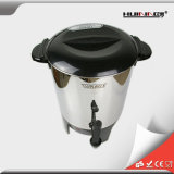 50 Urn van de Koffie van het Roestvrij staal van de kop de Commerciële Elektrische Hete
