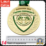 공장 가격 주문 스포츠 금속 Jiu-Jitsu 큰 메달