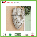 Polyresin 장식적인 천사는 홈과 정원 훈장을%s 벽 장식을 조각한다