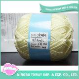 Изготовленный на заказ цвет шерсти Blended рук Вязание Крафт Акриловая пряжа для шарфа