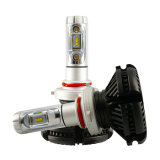 12V -24V DC 50W 6000lm Philips Zens 9005 (HB3) X3 LED 헤드라이트