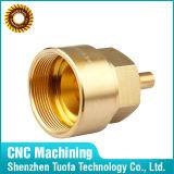 CNC personalizzato alta qualità che lavora le parti alla macchina d'ottone di alluminio di montaggio dell'acciaio inossidabile