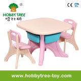 2017명의 아이들 플라스틱 테이블 및 의자 (HBS17076B)