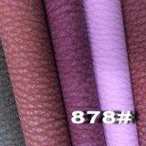Couro do plutônio do preço razoável Semi para a matéria têxtil Home (878#)