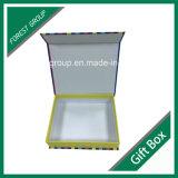 Rectángulo de regalo de lujo plegable de la cartulina (FP0200040)