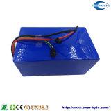 LiFePO4電池のパック36V 60ah