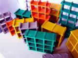 Промышленная сверхмощная решетка пластмассы стеклоткани