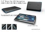 """Venta caliente barato 7.0"""" GPS Navigator Camión GPS de navegación por satélite con 66 canales GPS Nav receptor, Bluetooth, AV-in; transmisor de FM; estacionamiento de la cámara; GPS Mapa"""