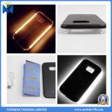 Caisse de téléphone de bâton de Selfie de qualité pour la note 5 de bord du bord S7 S7 de Samsung S5 S6 S6 avec l'éclairage LED