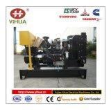 générateur diesel de bâti ouvert du pouvoir 20kw-160kw avec l'engine de Lovol