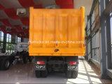 Ginaf 10X6 60tons 무거운 로더 수용량 광업 팁 주는 사람 트럭
