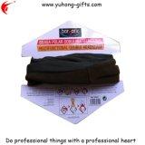 Lederfarbener Multifunktionsschal 2015 mit Verpackungs-Karte (YH-HS115)