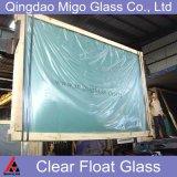 glace de flotteur claire de 19mm avec la taille 2440*3660mm
