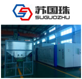 12 Kammern, die Maschine/Blasformen-Maschine/Schlag-formenmaschine durchbrennen