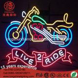 Indicatore luminoso aperto della flessione del segno al neon di Mickey di prezzi di fabbrica per la decorazione esterna
