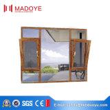 Il profilo di alluminio del materiale da costruzione Inclinare-Gira la finestra