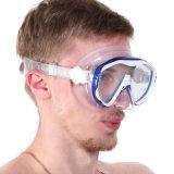 2017 [نو برودوكت] سليكوون بالغ جهاز تنفس تحت الماء غطس قناع