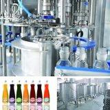 Máquina de relleno de jugo aséptico en la máquina de embalaje de bebidas