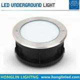 luz subterrânea do diodo emissor de luz da ESPIGA 30W com  Iluminação subterrânea do jardim