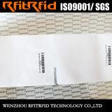 Autoadesivi termoresistenti impermeabili di frequenza ultraelevata RFID per tabacco