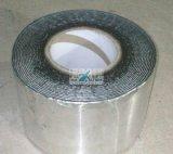 Aluminium-Tiefbauantikorrosion-Rohr-Verpackungs-Band, anhaftende PET Leitung-blinkendes Band einwickelnd, Polyäthylen-Butylband