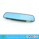 4.3 монитор DVR Xy-9064 зеркала автомобиля дюйма HD TFT LCD