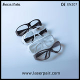 Frame33のO.D6+@ 9000-11000nm /CO2のレーザーの安全ガラス/Goggles