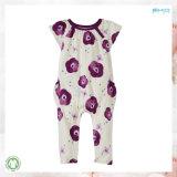 Romper do bebê do verão do vestuário do bebê do algodão de Comed