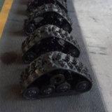 Rubber Assemblage 710mm*220mm*420mm van het Spoor voor LandbouwMachine