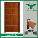 La última puerta interior de la fabricación WPC de Zhejiang