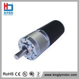 36mm Micro- gelijkstroom /Brushless van de Borstel Motor met Planetarische Versnellingsbak