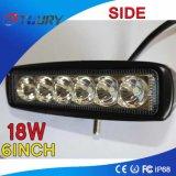 18W Lámpara de Accesorio Auto Proyector 4WD ATV LED Luz de Trabajo