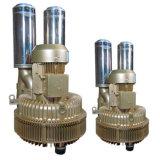 380V 20kW soplador de canal lateral para el sistema de exacción Gas