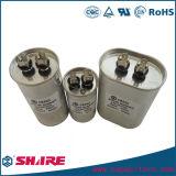 O metal à prova de explosões funcionado do condicionador de ar do motor de C.A. de Cbb65 450V pode capacitor