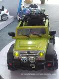 Conduite d'énergie électrique des gosses 12V sur le véhicule avec la radio et le MP3