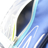 刺繍走行のスポーツポリエステル人のバックパック