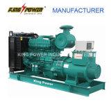 500kw Cummins Vta28-G5 silenciosa Motores diesel grupo electrógeno de 1500 Hz