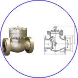 Clapet anti-retour industriel d'oscillation