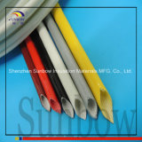 H Class 200c 7kv Silicone Fiberglass Sleeving Sb-SGS-70