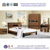 贅沢なSize Bed Hotel Bedroom PU革王の家具(705A#)