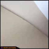 マッサージのソファーベッドの椅子Hx-F1725のための浅いLycheeの穀物PUの革