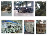 Basisrecheneinheits-Aluminiumgriff-Messingkugelventil mit Außengewinde (YD-1028)