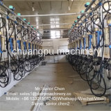 Jiangsu a fait le salon de traite pour la vache
